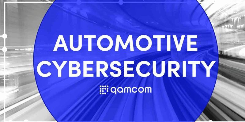 Automotive cyber security